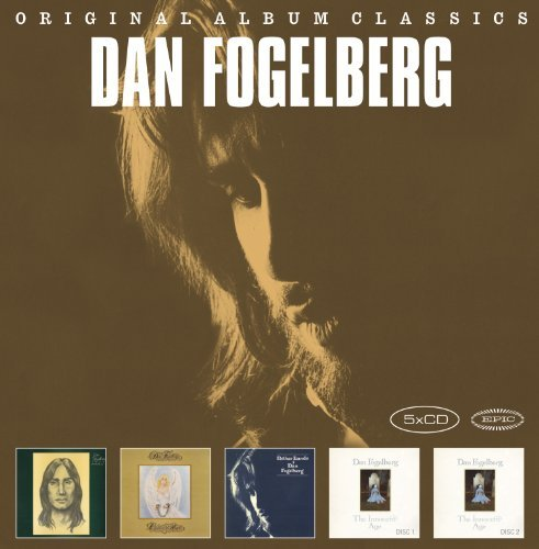Dan Fogelberg Original Album Classics Import Gbr 5 CD