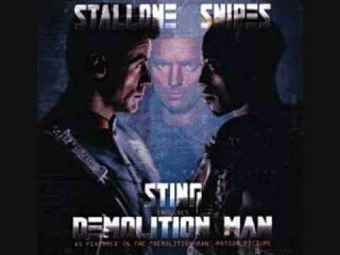Demolition Man Soundtrack Single By Sting