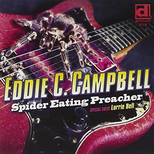 Eddie C Campbell Spider Eating Preacher