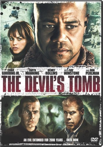 The Devil's Tomb Gooding Winstone Perlman