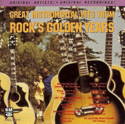 Great Instrumental Hits Rock's Golden Years