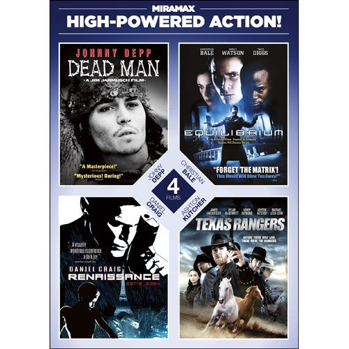 Miramax High Powered Action Co Miramax High Powered Action Co Ws R 2 DVD