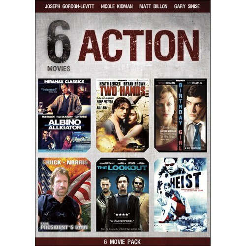 6 Film Action Set 6 Film Action Set Ws Nr 2 DVD