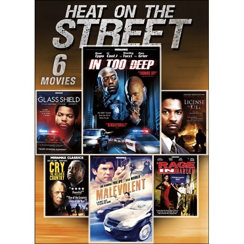 6 Film Heat On The Street Coll 6 Film Heat On The Street Coll Ws Nr 2 DVD