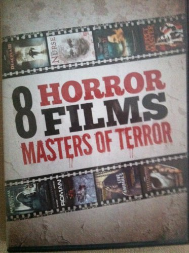 Vol. 10 8 Film Masters Of Terror Colle Ws Nr 2 DVD