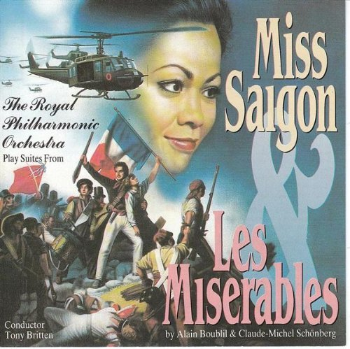 Royal Philharmonic Orchestra Miss Saigon Les Miserables
