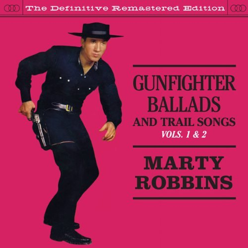 Marty Robbins Vol. 1 2 Gunfighter Ballads & Import Esp 2 On 1