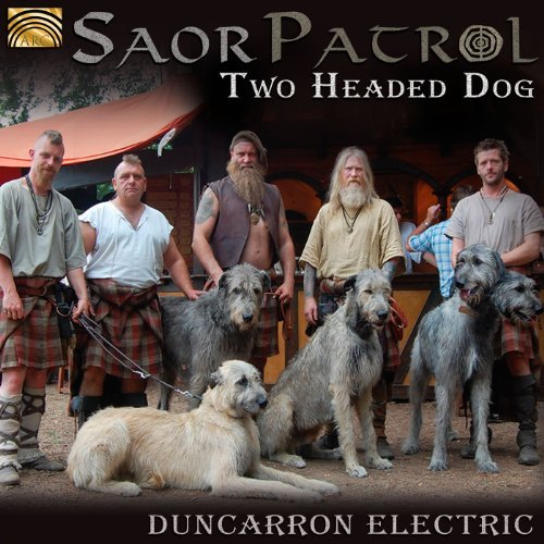 Saor Patrol Two Headed Dog