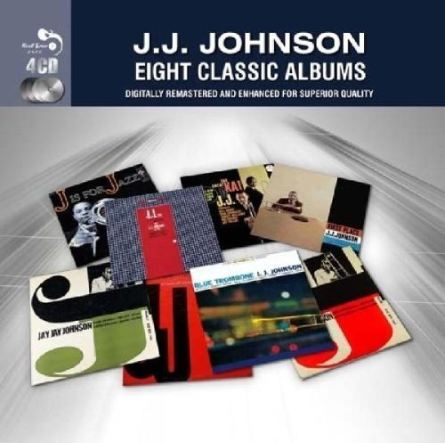 J.J. Johnson Eight Classic Albums Import Gbr 4 CD