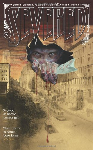 Scott Snyder Severed