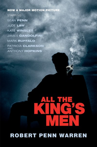 Robert Penn Warren All The King's Men Movie Tie In Edition