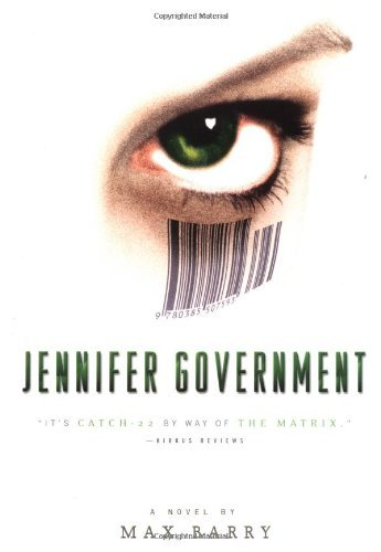 Max Barry Jennifer Government