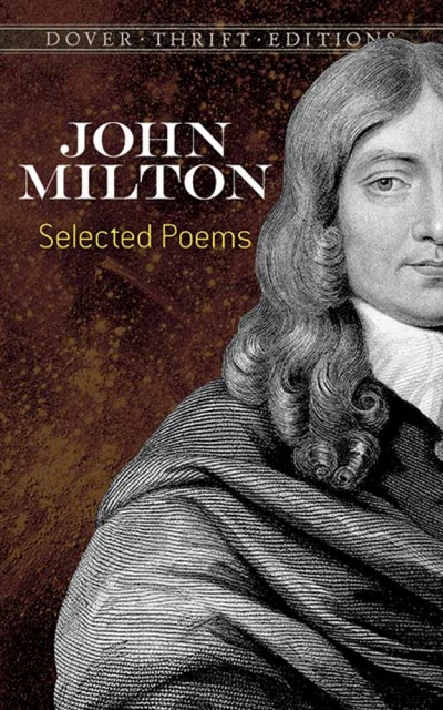 John Milton Selected Poems (dover Thrift Editions)