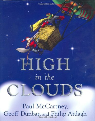 Paul Mccartney Geoff Dunbar & Philip Ardagh High In The Clouds