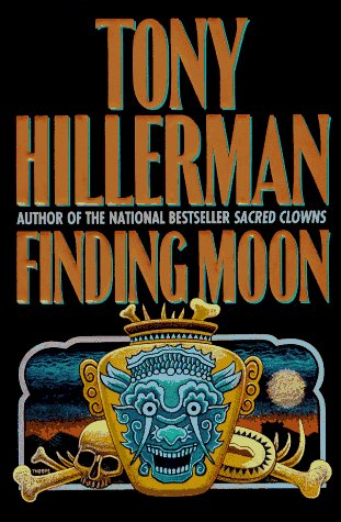 Tony Hillerman Finding Moon