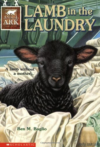 Shelagh Mcnicholas Ben M. Baglio Lamb In The Laundry (animal Ark Series #12)