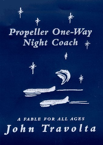 John Travolta Propeller One Way Night Coach