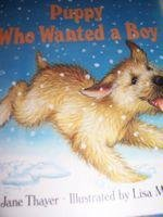 Jane Thayer The Puppy Who Wanted A Boy