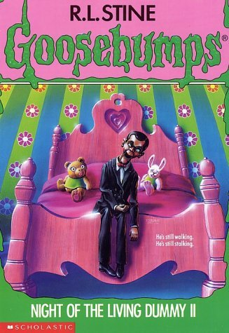 R. L. Stine Night Of The Living Dummy Ii (goosebumps No 31)