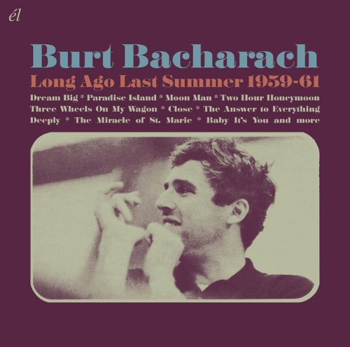 Burt Bacharach Long Ago Last Summer 1959 61 Import Gbr