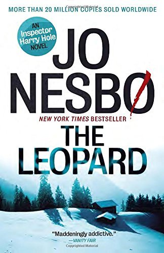 Jo Nesbo The Leopard A Harry Hole Novel (8)