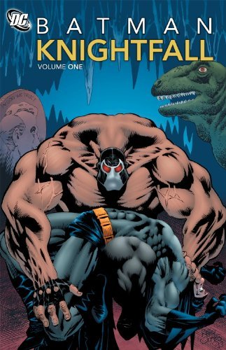 Doug Moench Batman Knightfall Vol. 1