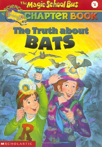 Eva Moore The Truth About Bats