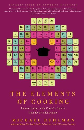 Michael Ruhlman The Elements Of Cooking Translating The Chef's Craft For Every Kitchen