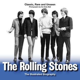 Benn Jane Rolling Stones The The Illustrated Biography