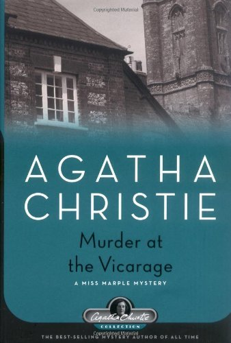 Agatha Christie Murder At The Vicarage The