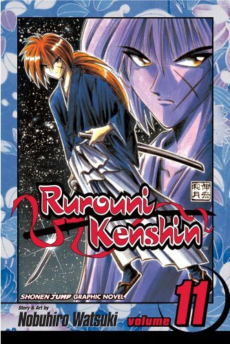 Nobuhiro Watsuki Rurouni Kenshin Vol. 11 Overture To Destruction