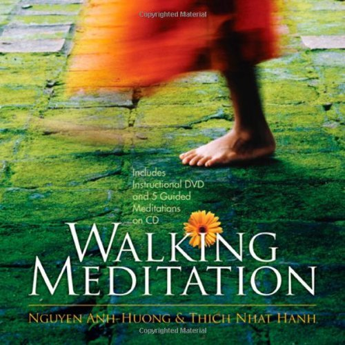 Thich Nhat Hanh Walking Meditation [with CD And Dvd]