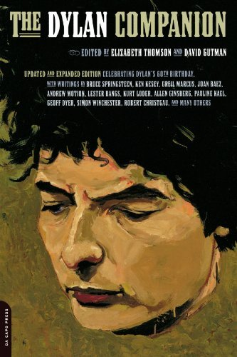 Elizabeth Thomson The Dylan Companion 0002 Edition;updated And Exp