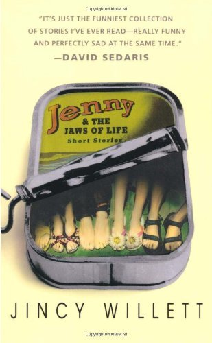 Jincy Willett Jenny And The Jaws Of Life Short Stories 0002 Edition;