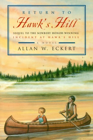 Allan W. Eckert Return To Hawk's Hill