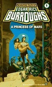 Edgar Rice Burroughs A Princess Of Mars