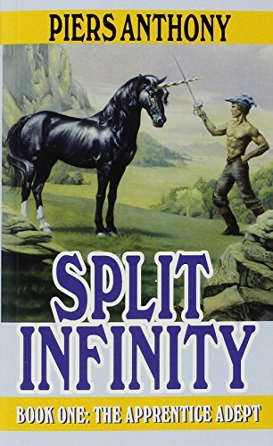 Piers Anthony Split Infinity