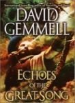 David Gemmell Echoes Of The Great Song