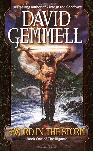 David Gemmell The Sword In The Storm