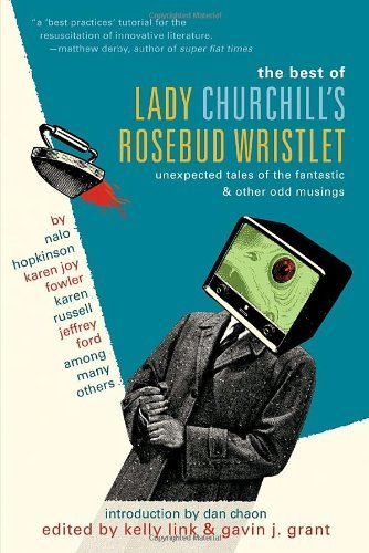 Kelly Link The Best Of Lady Churchill's Rosebud Wristlet