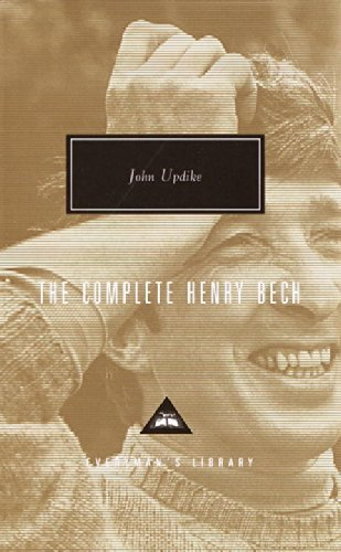 John Updike The Complete Henry Bech
