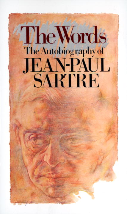 Jean Paul Sartre The Words The Autobiography Of Jean Paul Sartre