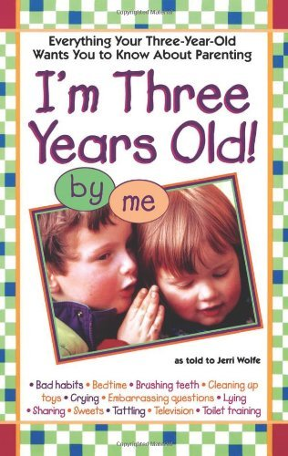 Jerri Wolfe I'm Three Years Old Original