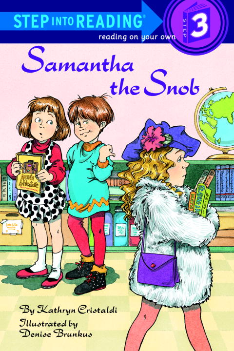 Kathryn Cristaldi Samantha The Snob