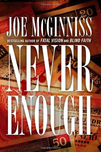 Mcginniss Joe Jr. Never Enough