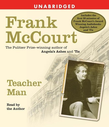 Frank Mccourt Teacher Man