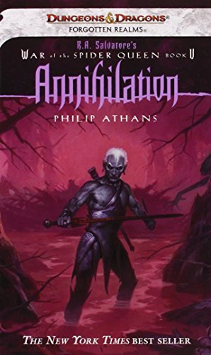Philip Athans Annihilation