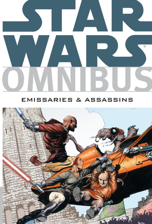 Timothy Truman Star Wars Omnibus Emissaries And Assassins