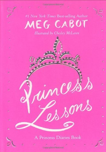 Meg Cabot Princess Lessons