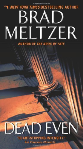 Brad Meltzer Dead Even